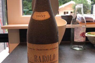 MASCARELLO BAROLO 1957