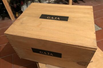 GAJA BARBARESCO 2001 - 6 BT IN CASSA SIGILLATA